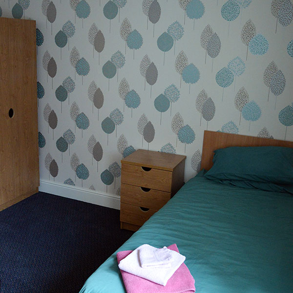 Baldock Rehabilitation Hospital Bedroom 2