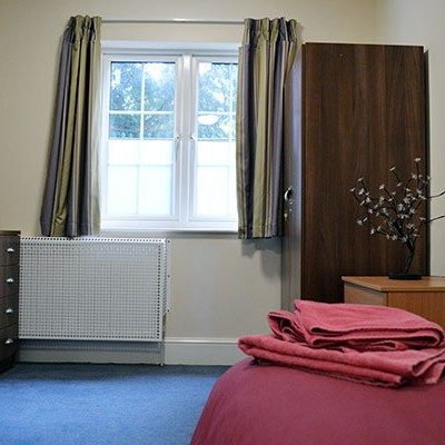 Baldock Rehabilitation Hospital Bedroom