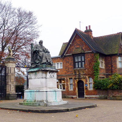 Hatfield Statue