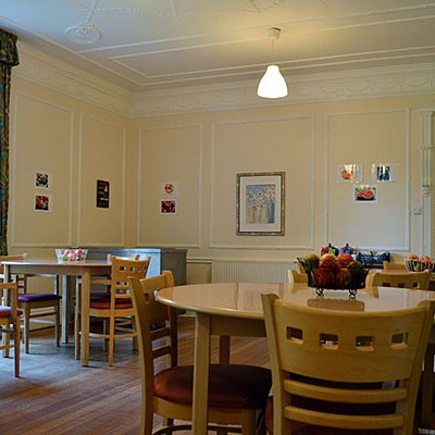 Howe Dell Manor Nursing Care Home Dining Room