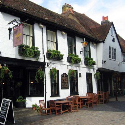 St Albans Highstreet