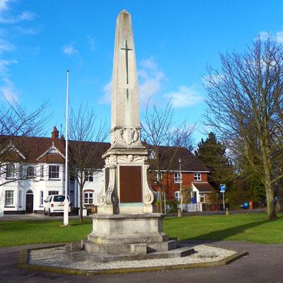 Stevenage Memorial