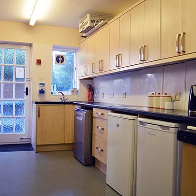 Winnett Residential Care Home Kitchen