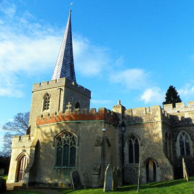 Stevenage Church